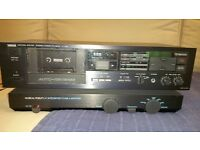 Yamaha Natural Sound Stereo Cassette Deck K - 420