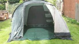 Hi gear gobi 4. Walk in tent