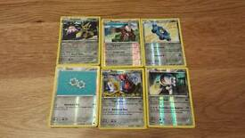 Pokemon cards shiny
