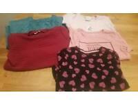 7-8 Girls clothes bundle