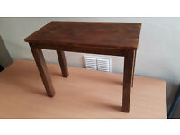 IKEA NORNÄS Coffee table side table small stained shabby chic bargain