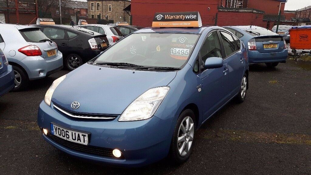 06 reg prius 1 5 t spirit 115k warranted miles 3 owners service history hpi clear in bolton. Black Bedroom Furniture Sets. Home Design Ideas