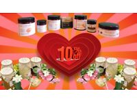 100% NATURAL COSMETICS AND HONEY - 10% OFF FOR VALENTINE'S DAY