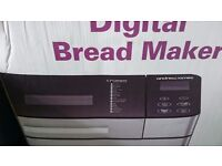 Digital breadmaker