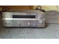 yamaha 9x1 amplifier/recever