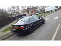 EXTREMELY LOW MILAGE 2 OWNER E46 BMW 330CI M SPORT COUPE MANUAL