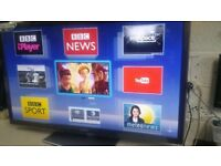 panasonic viera tx-l32et5b led 3d smart with wifi build in