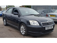 2006 Toyota Avensis 2.2 D-4D Diesel T3-S FULL SERVICE HISTORY + HPI CLEAR