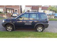 Land Rover Freelander TD4 5 door