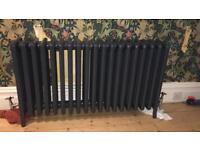 Cast iron radiator needing repaired