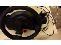 Logitech Driving Force GT Steering Wheel - GRADE B