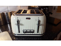 Breville cream toaster 4 slots