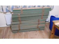 Laminate flooring - BEECH