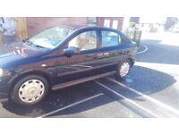 Vauxhall astra club 8v