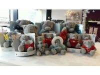 Job lot ex display me to you bears....Now Sold!!!!!!!