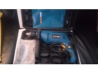 Workwear 850w hammer drill with box