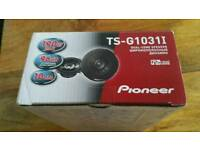 PIONEER DUAL CONE CAR SPEAKERS