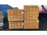 🌈Untreated Scaffold Style Boards x 100 : £1100