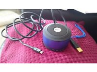 Basn Wireless Bluetooth Portable speaker and radio