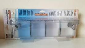 Bettas/ fish separator with 4 chambers