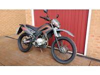 Malaguti X3M 125r / Yamaha XT 125cc
