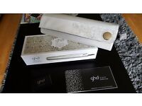 Genuine ghds excellent condition (artic gold)