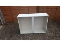 Double width, Kitchen Wall cabinet unit
