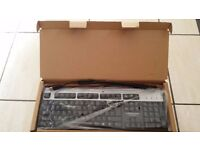 HP Wired USB Keyboard NEW never used