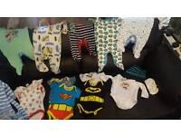 Baby boy bundle 6-9 months. 💙