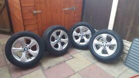 Bmw alloy Wheels