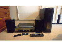 Panasonic SA-PTX7 DVD Home Theater system - not working
