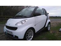 """SMART CAR CONVERTIBLE 2010 """"BARGAIN """""""