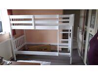 Unused John Lewis ''Wilton'' Bunk bed 90cm