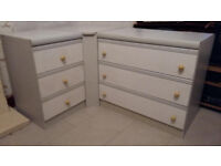 Chests of Drawers and Corner Unit For Sale