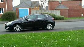 Vauxhall astra se only 60000