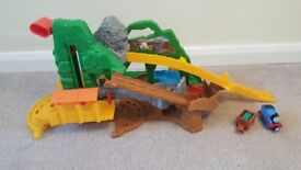 Thomas the Tank Engine Jungle Quest