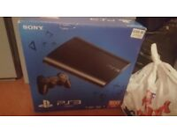 PS3 Sony Super Slim 500GB