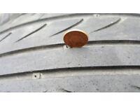 Landsail tires (245/50 ZR18 -W100)