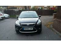 ford focus 1.6 petrol 2008 face lift