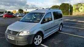 VW Caddy Maxi kombi
