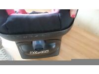 £15 for Used Maxi-cosi cabrio fix carseat