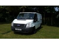 FORD TRANSIT 85 T260S ++SWB++LONG MOT++F/S/H++2 KEYS++STUNNING CONDITION++
