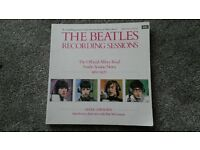 THE BEATLES RECORDING SESSIONS (ABBEY ROAD 1962-1972)