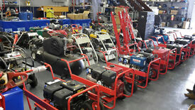 Unreserved Tools and Equipment Auction