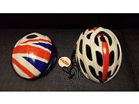 BRAND NEW Lazer Blade Cycle Bike Helmet with Aeroshell Large - British Cycling Edition