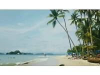 Female needing a beach holiday
