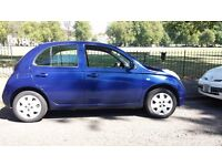 Nissan micra automatic , hpi clear, low mileage