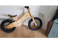Balance bike early rider