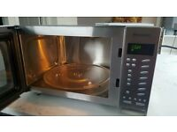 Panasonic Microwave Oven NN-CT579S with manual in excellent condition