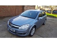 Vauxhall astra automatic design sport 2007 full service history 11 month mot 2 owner half leather